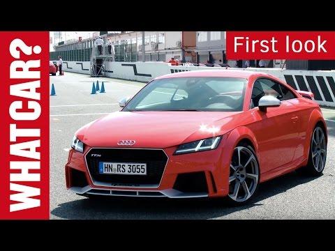 2016 Audi TT RS Coupé driven - What Car?