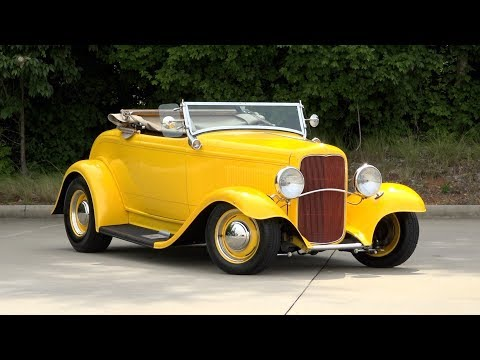 Video of '32 Roadster - NQP0