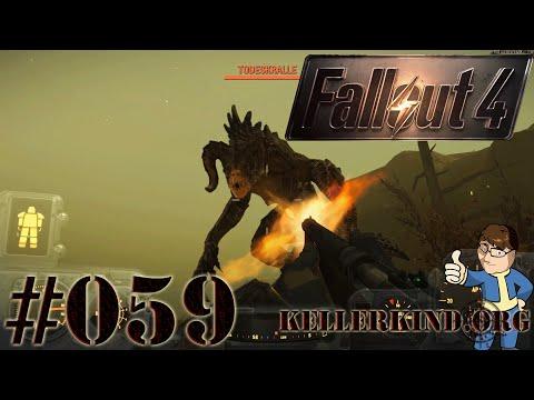 Fallout 4 [HD|60FPS] #059 - Der lange Marsch ★ Let's Play Fallout 4