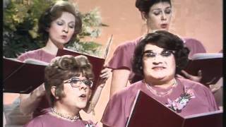 The Two Ronnies - The Plumstead Ladies Male Voice Choir