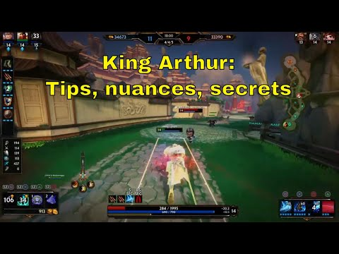 Obscure mechanics for King Arthur - Tips, builds, tricks, and advice - v2
