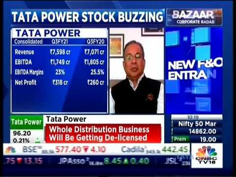 Dr Praveer Sinha, CEO & MD, Tata Power, talks about the latest developments in the power industry
