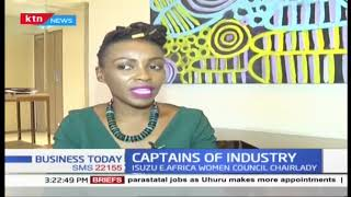 CAPTAINS OF INDUSTRY | Isuzu E.A. Women Council Chairlady Loise Gichui aims to drive change