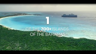 Holland America Line: Award-winning Private Island in the Bahamas
