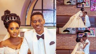 WATCH Yoruba Actor Adedimeji Lateef Finally Marries Adebimpe Oyebade, Congratulations To Them