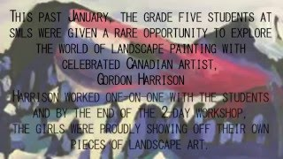 The Art Inspiration Journey @SMLS