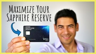 Maximize Your Chase Sapphire Reserve Card | Top Things to Do When Your Card Arrives