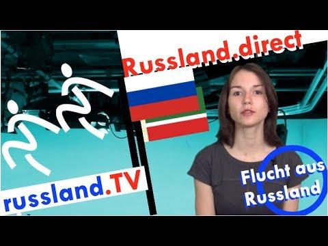 Flüchtlingsquelle Russland [Video]