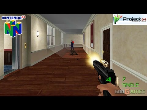 The World Is Not Enough Ps1 N64 Difference Mi6 Community