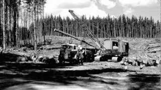 preview picture of video 'NZ Forest Products, Kinleith Tokoroa 1963 | Sweet Rose Espresso'
