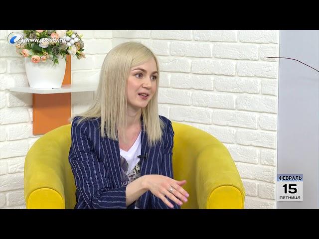 Гость программы «Новый день» Ольга Буря