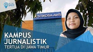 Wiki On The Spot - Sekolah Tinggi Ilmu Komunikasi Almamater Wartawan Surabaya (Stikosa-AWS)