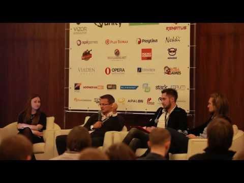 Facebook: Fireside chat: Vizor Interactive и Facebook – история успеха (DevGAMM Minsk 2014)