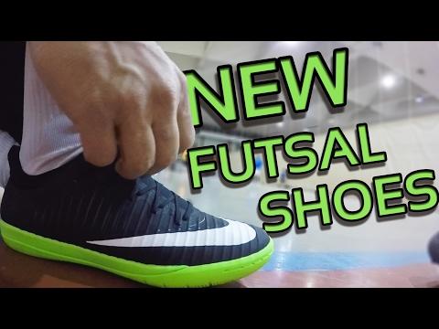BEST FUTSAL  SHOES | NIKE MERCURIALX FINALE II IC | Best of  JANUARY | Sepatu Futsal