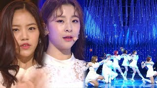 GWSN(공원소녀) - Puzzle Moon(퍼즐문) @인기가요 Inkigayo 20181021