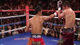 "Pacquiao vs De La Hoya Highlights (Acrasia ""Circle"")"