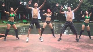 Dança Kuduro   Coreografia Axé Mania