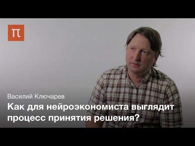 Понятие нейроэкономики - Василий Ключарев