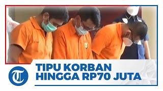 Tukang Bengkel Pura-pura Jadi Anggota Polisi untuk Tipu Korban hingga Rp70 Juta