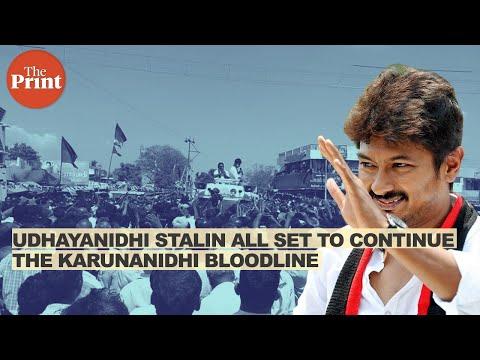 Udhayanidhi Stalin all set to continue the Karunanidhi bloodline