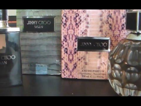 Jimmy Choo Perfume! I Won!