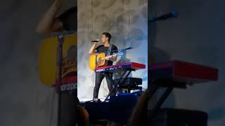Bastian Baker 'Leaving Tomorrow' - Shania Twain Glasgow 2018