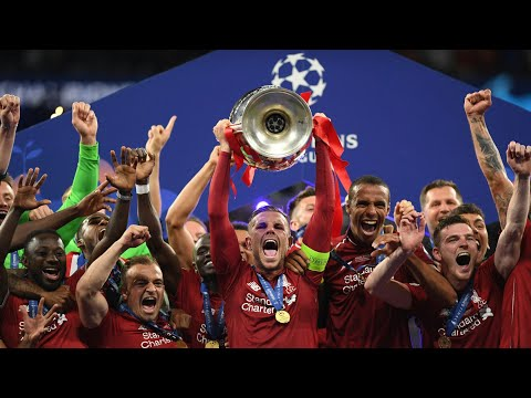 Liverpool lift there 6th champions league title