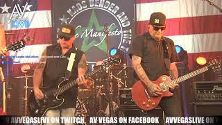 Kaos Bender and the Travelin Trailer Park LIVE!!