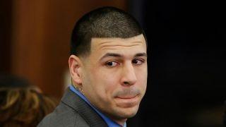 Aaron Hernandez hangs himself in prison cell