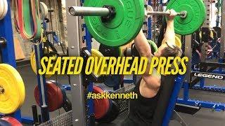 Natural Bodybuilding | 10 Shoulders Exercises plus 6 Shoulders Mobility Exercises | #AskKenneth