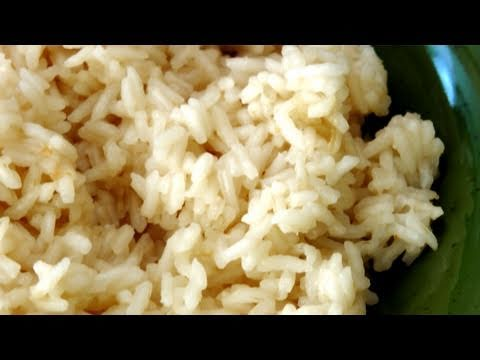 Quick Tip: How to make Perfect Rice – Laura in the Kitchen Episode: QT-1