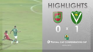 CC CAF : Djoliba AC 0-1 El Nasr