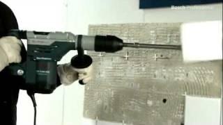BOSCH Bohrhammer GBH 5-40 DCE - der Universalhammer zum Bohren und Meisseln