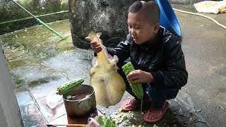 KHỔ NHỤC KẾ - Món Ăn Chữa Bách Bệnh Của Mao Đệ Đệ