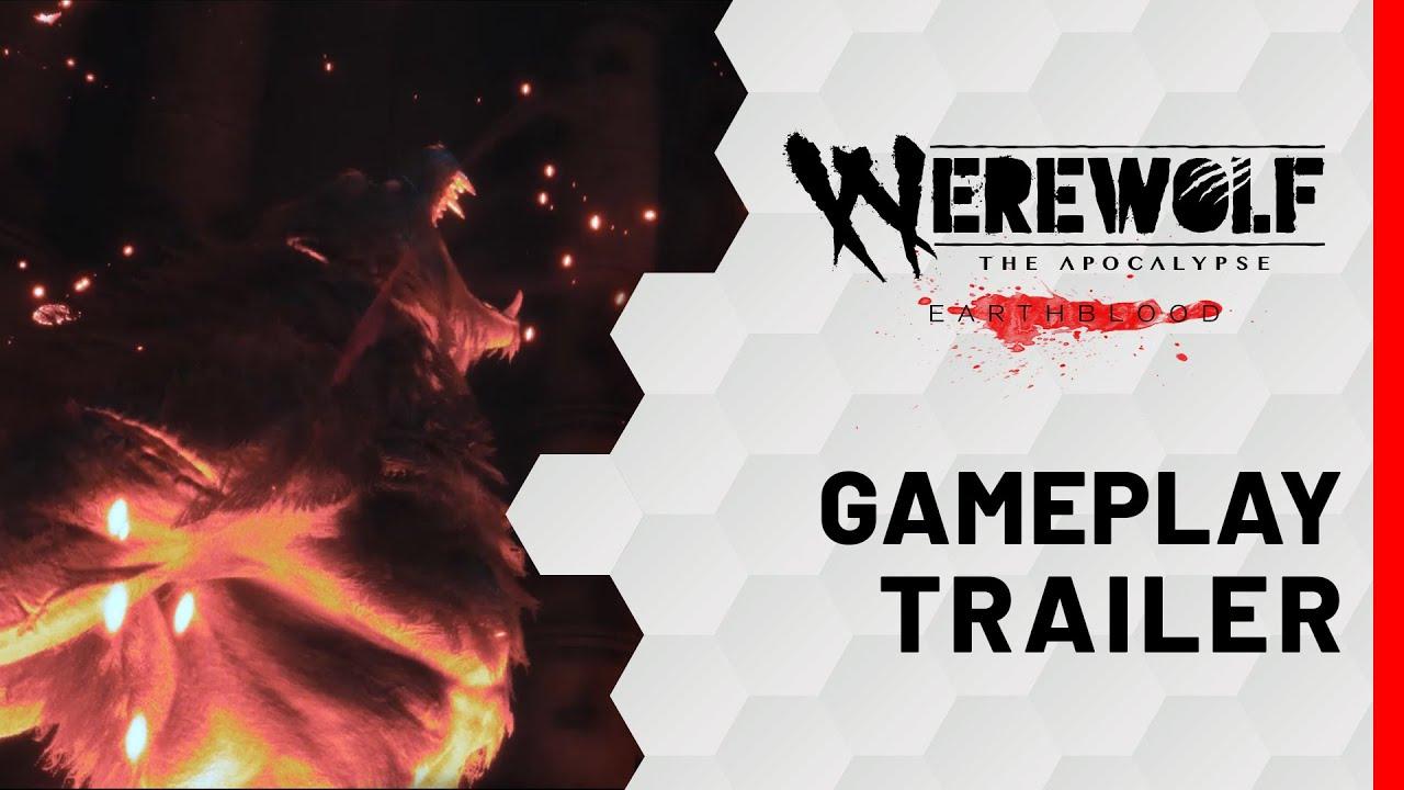 Геймплейный трейлер игры Werewolf: The Apocalypse - Earthblood
