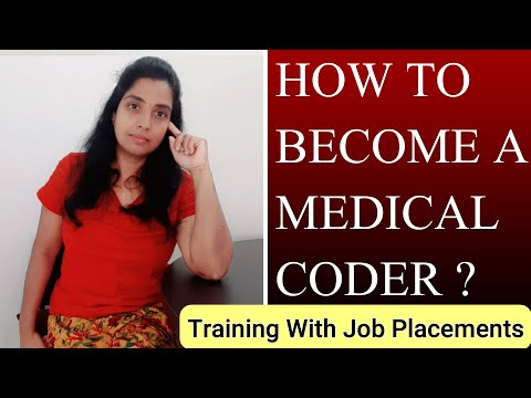How to become a Medical Coder?  | MEDICAL CODING FOR BEGINNERS | TRAINING WITH JOBPLACEMENTS