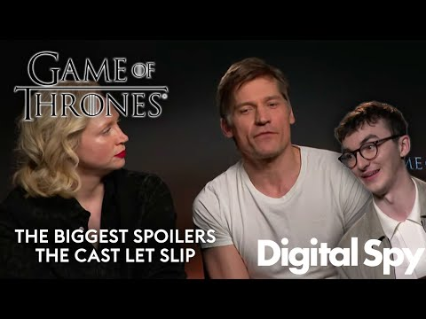 Game of Thrones cast on spoilers they let slip