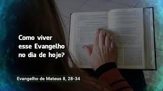 Evangelho do dia  01-07-2020