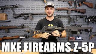 MKE Firearms MKZ5POFBR9BK MKE For Sale - ClassicFirearms com