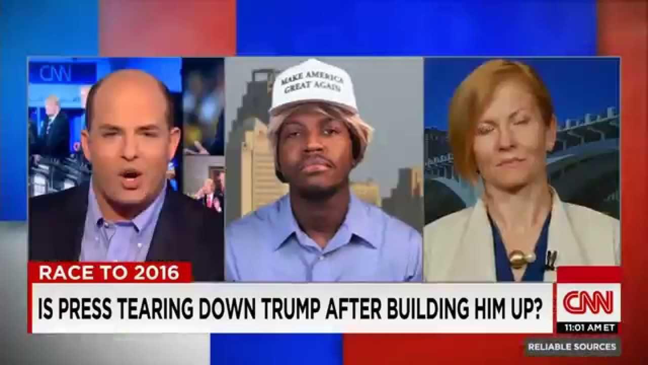 Dingo Johnson CNN appearance