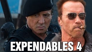 Download Video EXPENDABLES 4: MOVIE LOSES STALLONE AND SCHWARZENEGGER MP3 3GP MP4