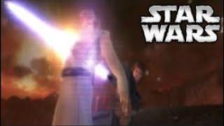 Darth Vader Kills Obi-Wan And Palpatine