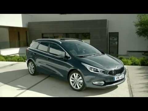 Kia  Ceed Sportswagon Универсал класса C - рекламное видео 3