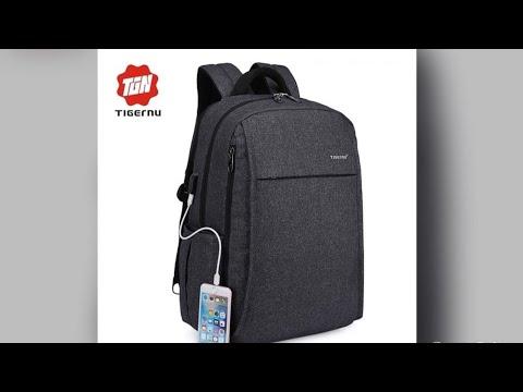 Tas Laptop PREMIUM Anti Air, Anti Copet, Murah. Tigernu B3221