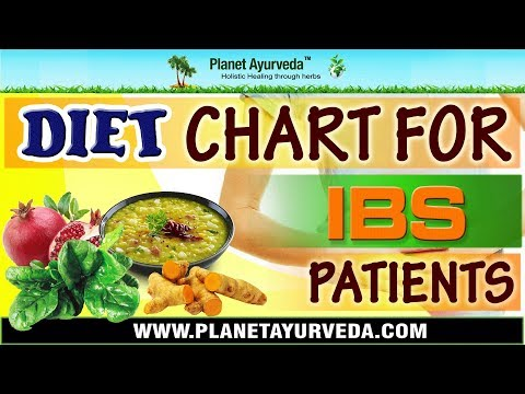 T Chart For Ibs Patients