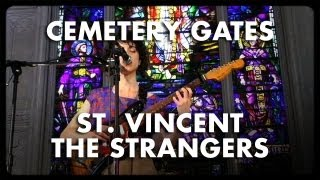 St Vincent  The Strangers  Cemetery Gates