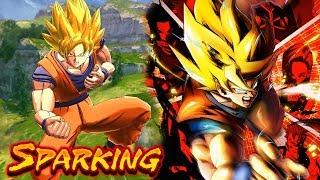 SP Super Saiyan Goku (Heart Virus) Showcase - Dragon Ball Legends