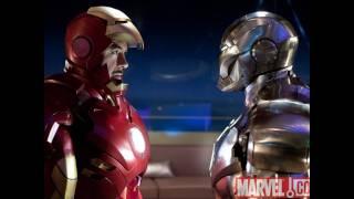 iron man 2:ACDC - War Machine