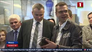 """Проект Андрея Жизневского """"Серебряный танк победы! """""""