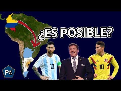¿COPA AMÉRICA 2020 ARGENTINA/COLOMBIA? ¿COMO SE JUGARÍA? | ANÁLISIS